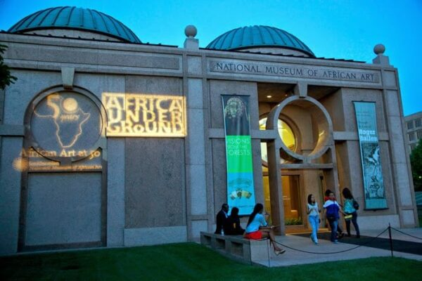 National Museum of African Art | Security Film Installation | Epic Solar Control