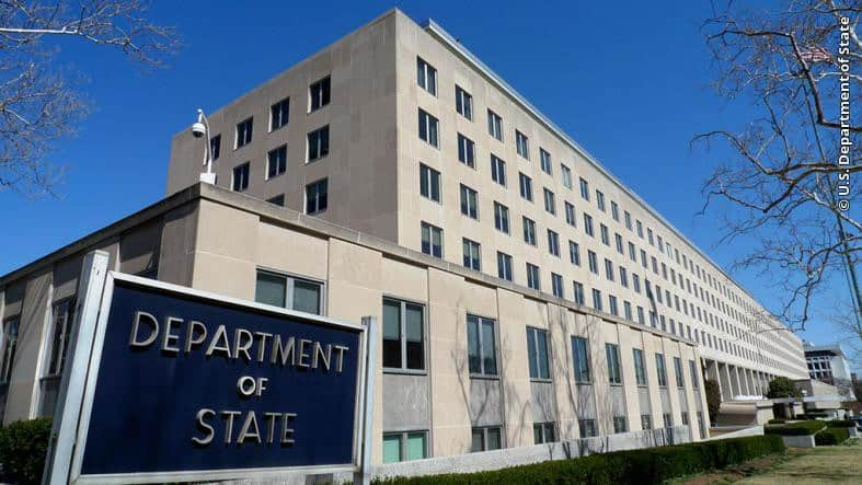 Department of State | Security Film Installation | Epic Solar Control