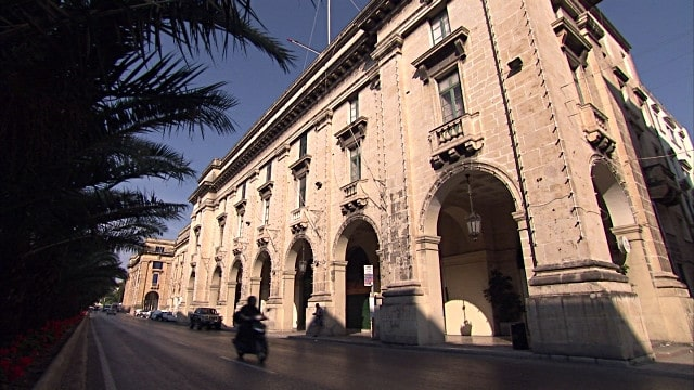 US Embassy Malta | Security Film Installation | Epic Solar Control