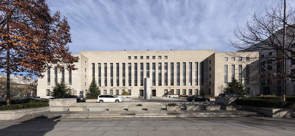 Prettyman Federal Courthouse | Security Film Installation | Epic Solar Control