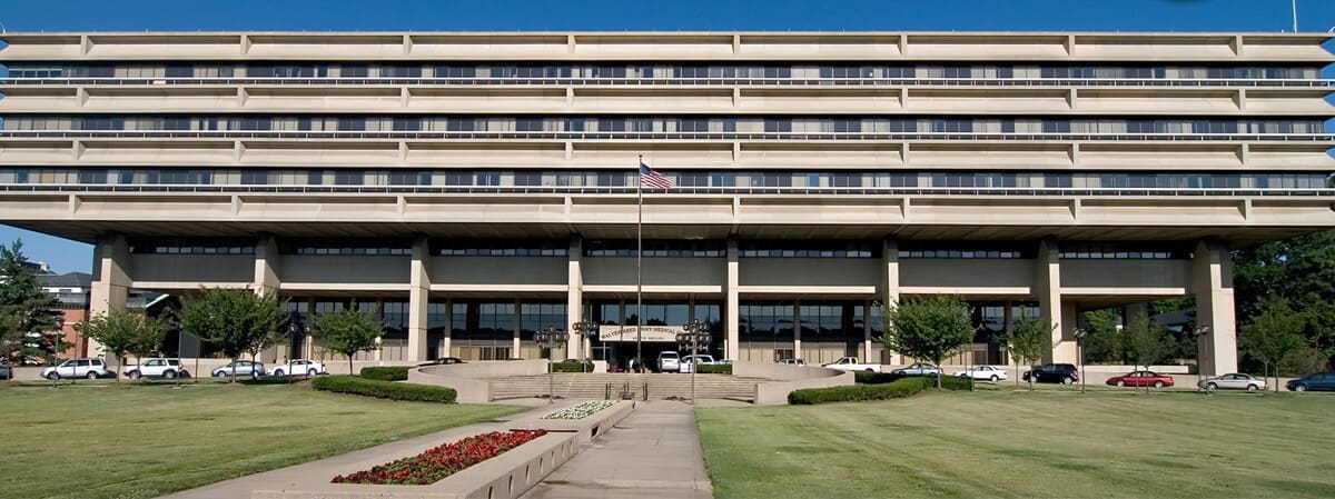 Walter Reed Army Hospital | Security Film Installation | Epic Solar Control