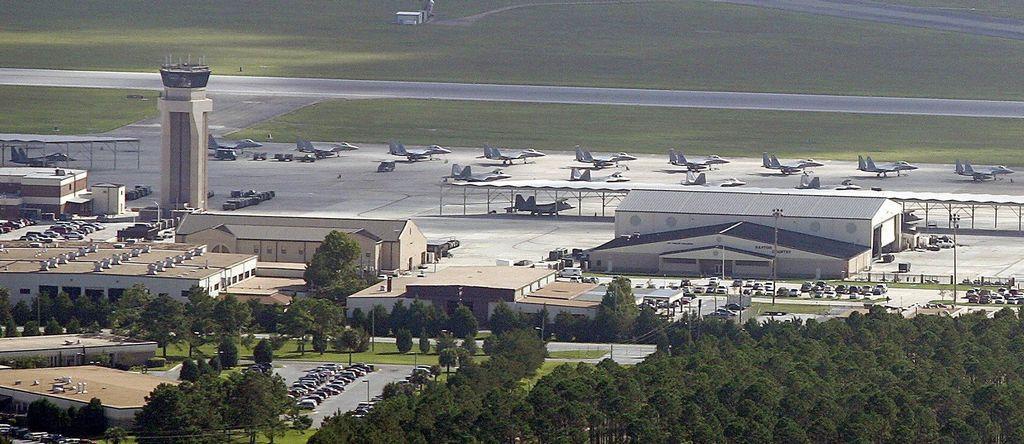Tyndall Air Force Base | Security Film Installation | Epic Solar Control