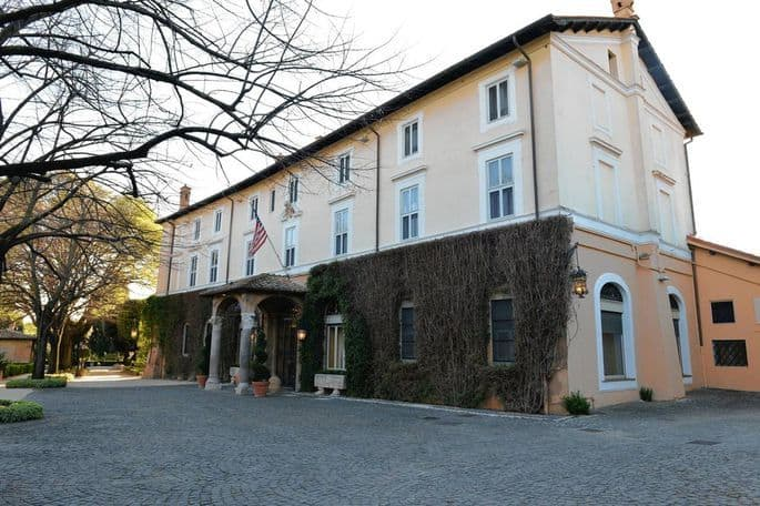 Villa Taverna Italy | Security Window Film | Epic Solar Control
