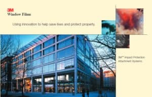 3M Impact Protection Attachment Systems | Security Window Film | Epic Solar Control