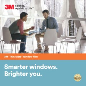 3M Thinsulate Low-E | Commercial Window Film | Epic Solar Control
