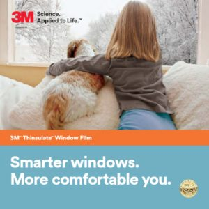 3M Thinsulate Climate Control | Home Window Film | Epic Solar Control