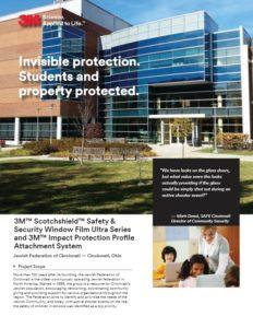 Security Window Film | Epic Solar Control | School Safety Case Study