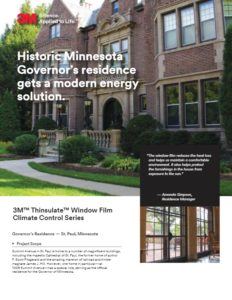 3M Thinsulate Low-E 75 | Commercial Window Film | Epic Solar Control