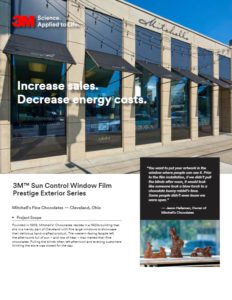 Commercial Window Films | Retail Case Study | Epic Solar Control