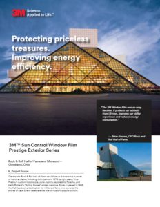 Prestige Exterior Series | Commercial Window Films | Epic Solar Control