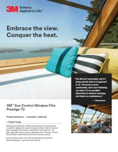 Anti-Glare Window Film   Epic Solar Control