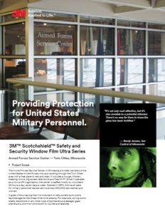 Security Window Film | Epic Solar Control | Safety & Security Ultra Series Window Film