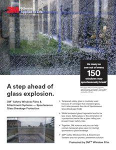 Security Window Films | Prevent Spontaneous Glass Breakage | Epic Solar Control | 3M Window Films